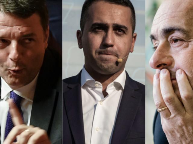 """Pd e M5s chiudono a Italia Viva: """"Crisi in aula e responsabili"""""""