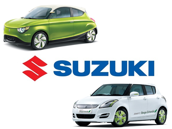 Suzuki a Ginevra