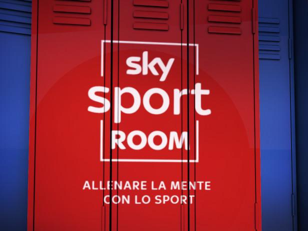 """Al via """"Sky Sport Room"""", allenare la mente con lo sport"""