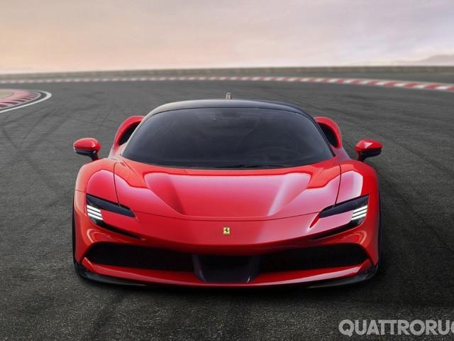 Ferrari SF90 Stradale - 1.000 CV per la prima ibrida plug-in del Cavallino - VIDEO