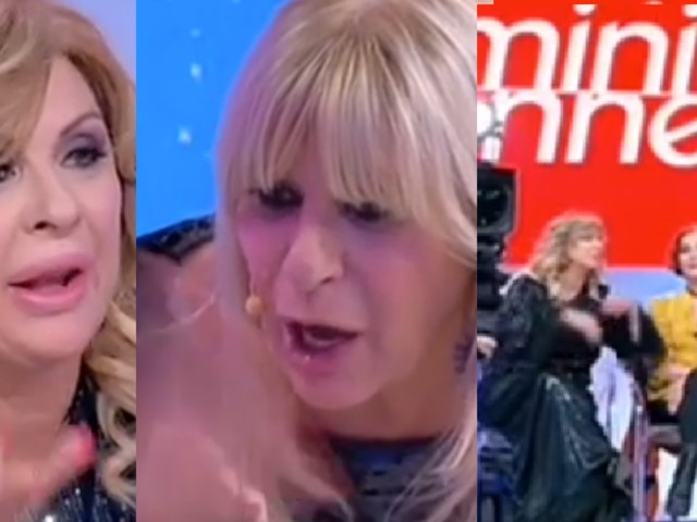 Gemma Galgani minaccia di lasciare il trono over: è lite con Tina Cipollari