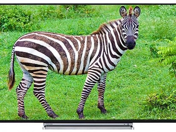 Toshiba mostra i TV LCD Ultra HD U57