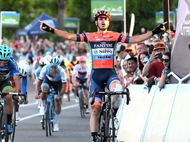 Ciclismo, Marco Canola torna al successo: è il re di Salt Lake City