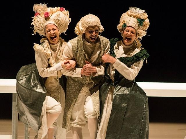 MVL TEATRO: Una Locandiera da non perdere, al Teatro Vascello fino al 2 febbraio