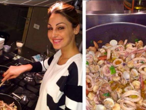 "Anna Tatangelo cuoca in tv: ""Sarà nel cast di Celebrity Masterchef 2"""