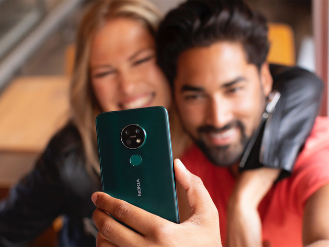 Info e dettagli sulla nuova app Fotocamera preinstallata su Nokia 7.2 e Nokia 6.2