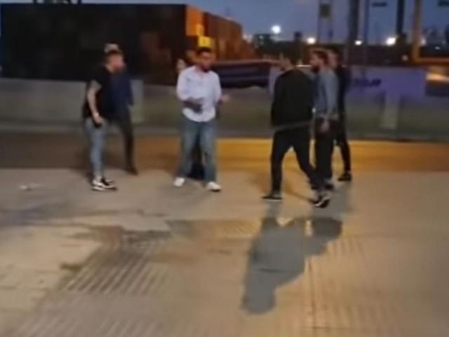 Rissa a Cadice in Spagna: arrestato il giovane italiano che ha sferrato il calcio