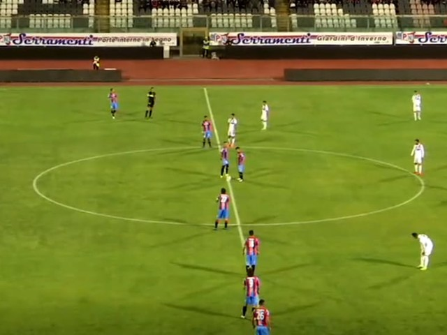 Playoff, Di Piazza ancora decisivo: il Catania passa al turno successivo