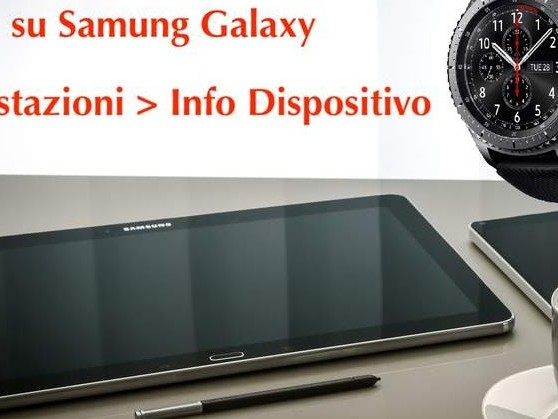 Come Aggiornare Samsung Galaxy [Smartphone, Tablet e Smartwatch]