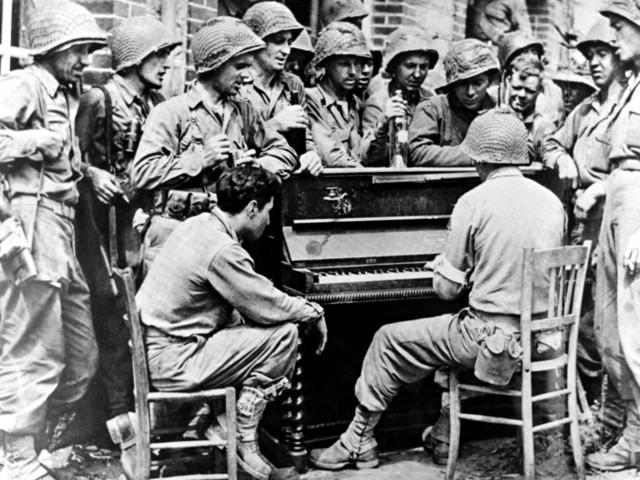 Il fronte della guerra mondiale: ecco come fu liberata l'Europa