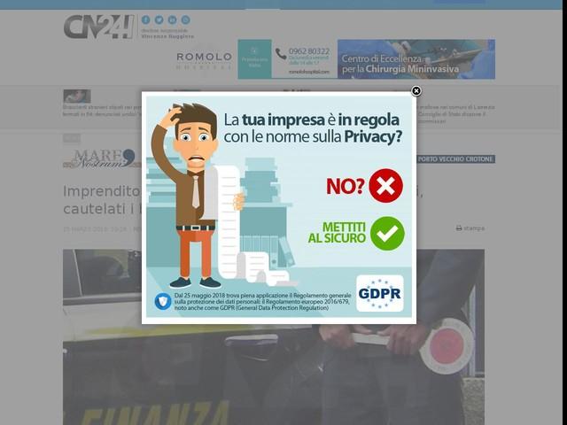 """Imprenditori """"arieti"""" del clan negli appalti pubblici, cautelati i beni: maxi sequestri per 127mln"""