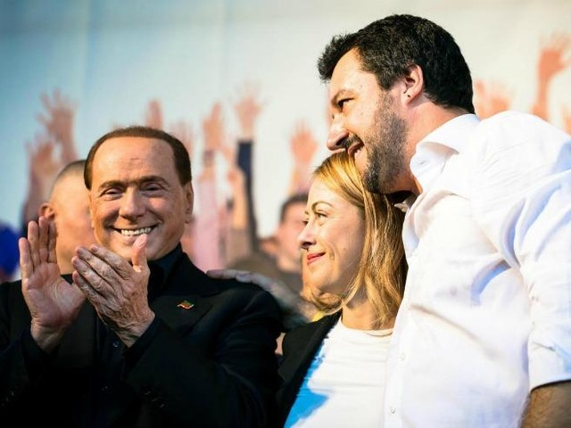 Centrodestra manifestazione in piazza vs Governo/ Diretta Salvini-Berlusconi-Meloni