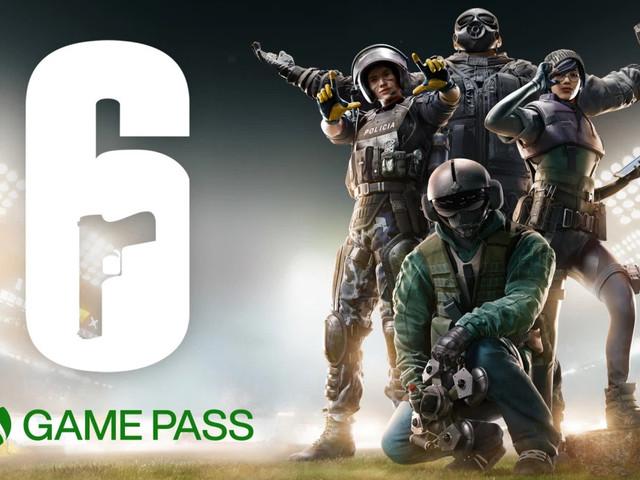 Tom Clancy's Rainbow Six Siege Deluxe Edition è disponibile su Xbox Game Pass per console e Android. ATTENZIONE HACKING #WatchDogsLegion
