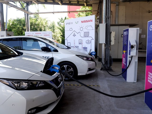 Vehicle-to-Grid - Il punto sullintegrazione tra le auto elettriche e la rete energetica