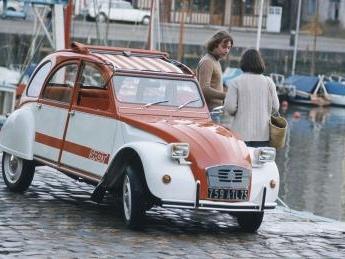 Citroën 2CV Spot, la storia di un'icona