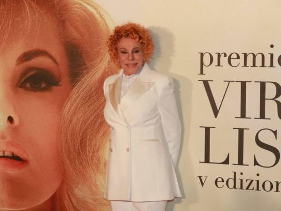"""All'Auditorium Parco della Musica di Roma V^ edizione del """"Premio Virna Lisi""""."""
