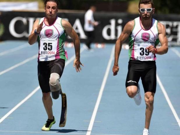 Mondiali Paralimpici Londra: Manigrasso e Di Marino argento e bronzo nei 400 metri