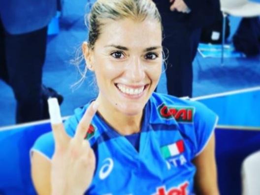 Francesca Piccinini dice addio alla pallavolo: il ritratto di una fuoriclasse assoluta