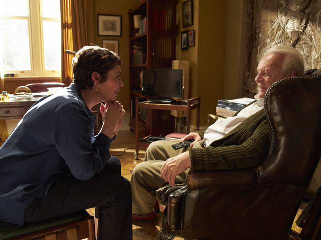 The Father: foto e poster del film con Anthony Hopkins (al cinema dal 20 maggio)