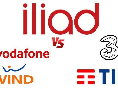In 1 anno a picco le tariffe TIM, Vodafone e Wind Tre grazie ad Iliad