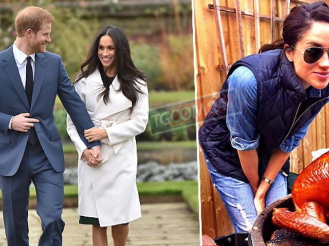 Harry e Meghanlontani dalla Regina, guarda cosa possono mangiare