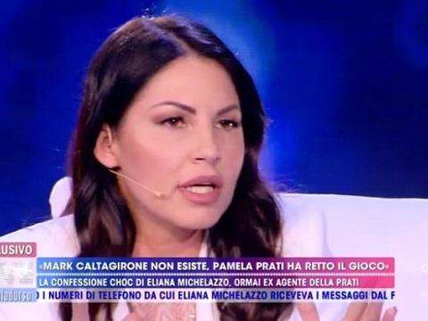 Eliana Michelazzo rivela tutta la verità su suo marito e Pamela Prati
