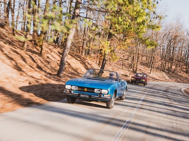 Storia. I cinquant'anni delle Peugeot 504 Coupé e 504 Cabriolet