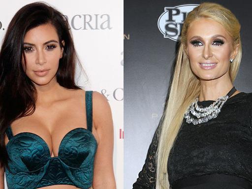 Kim Kardashian e Paris Hilton ci danno una lezione di stile anni 2000 – e non possiamo smettere di guardare