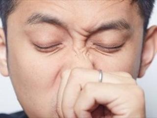 Prurito al naso