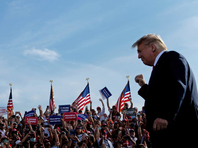 America2020:Trump, le bugie dei repubblicani e l'onda rossa