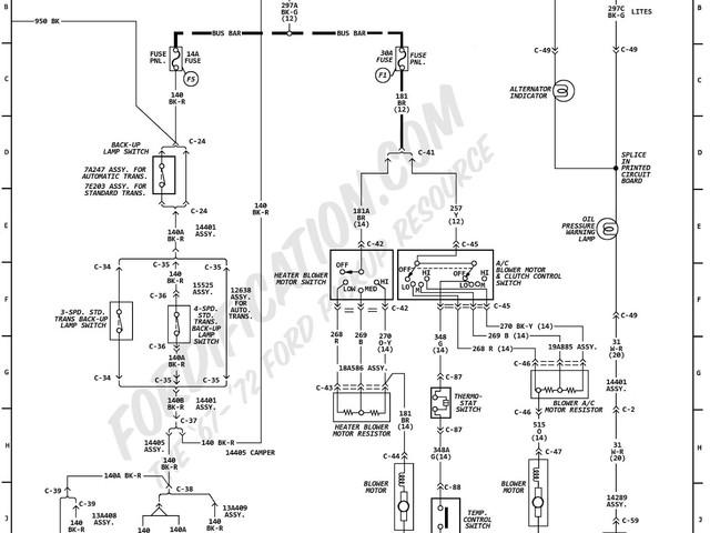 Motor Wiring Diagram