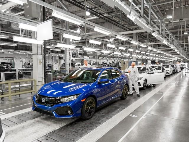 Honda - La fabbrica di Swindon potrebbe chiudere dopo la Brexit