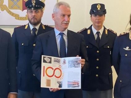 La Questura compie 100 anni: gli eventi Il Capo della Polizia Gabrielli a Bergamo