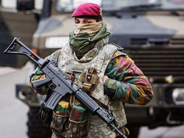 Ministero della Difesa del Belgio crea unità d'èlite di donne soldato