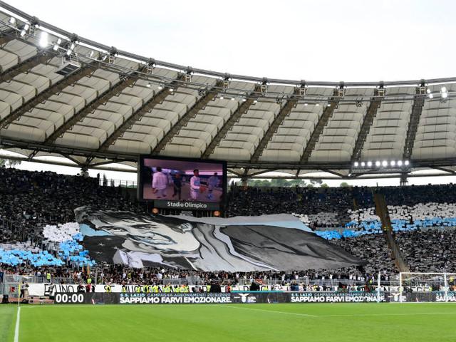 Lazio-Juventus, l'Olimpico mette il vestito buono per il big match. Sold out anche la Tevere