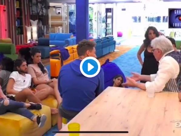 Valentina Vignali, violenta rissa col dottor Lemme: la regia stacca – VIDEO