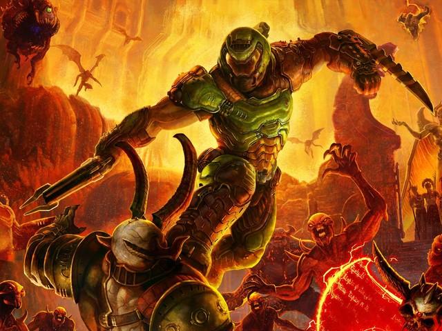 DOOM: Eternal sarà disponibile su Xbox Game Pass ad Ottobre