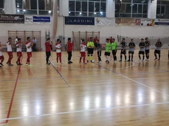 Calcio a 5, Borgorosso Tolentino sconfitto all'esordio nel campionato di Serie C2