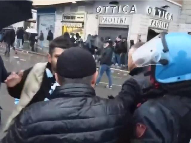 Atalanta Lazio: guerriglia a Roma prima della finale di Coppa Italia