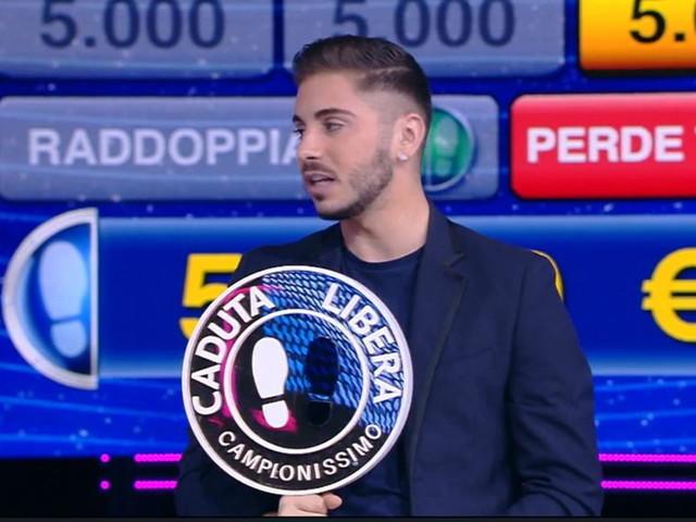 """""""Caduta Libera"""", Niccolo Scalfi batte tutti: è lui il campionissimo"""