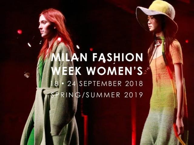 263d8bd42d Milano Fashion Week Settembre 2018 - Cultura - Anygator.com