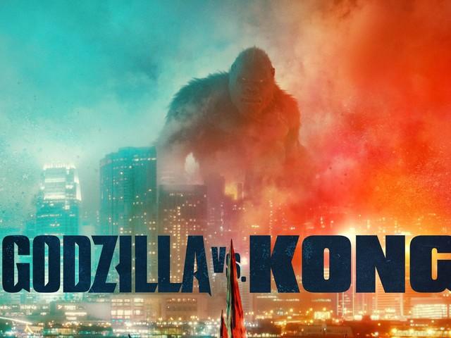 Godzilla vs Kong: nuovo poster ufficiale e annuncio primo trailer