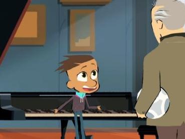 Max&Maestro, la musica d'arte che diventa avventura animata