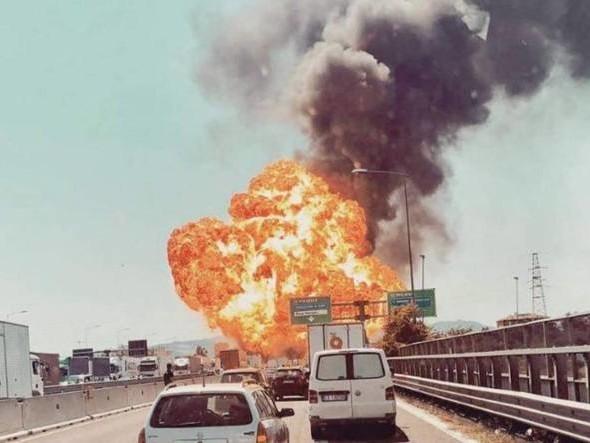 Esplosione sulla A14, liquidati 26 milioni di risarcimenti e indagini chiuse