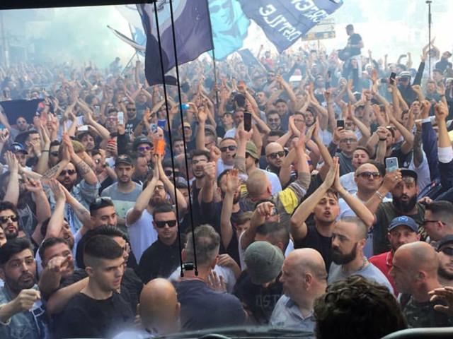 Evade dai domiciliari per vedere Juve-Napoli: 20enne arrestato