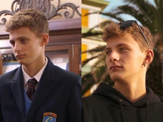 Marco Crivellini prima e dopo Il collegio 5: com'era lo studente espulso nella quarta puntata