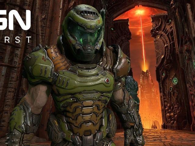 Doom Eternal: 3 minuti in uno Slayer Gate (4k 60FPS)