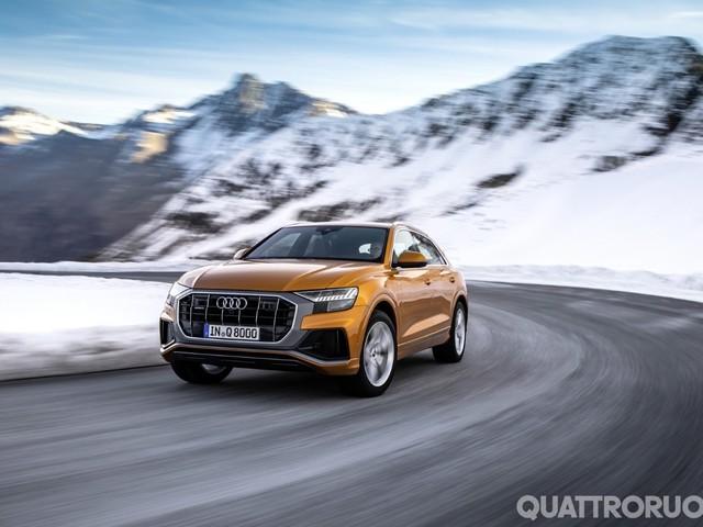 Audi - Nuovi motori per le Suv di Ingolstadt