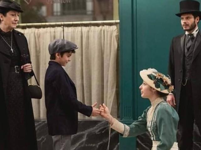 Una Vita, trame spagnole: Lucia confessa ad Ursula che Telmo è il padre di Mateo