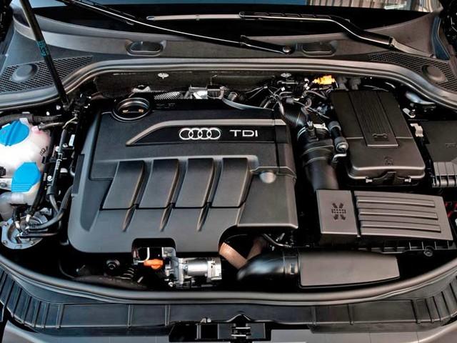 Audi A3 TDI elaborazione elettronica